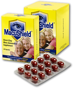 MacuShield Meso-Zeaxanthin Supplement